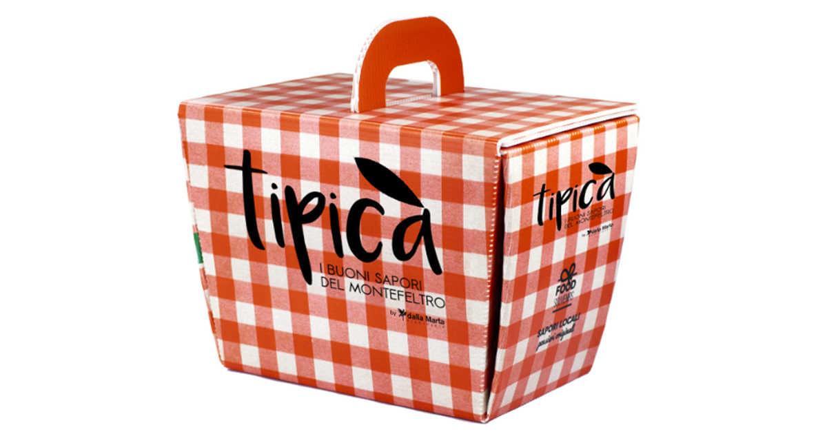 Packaging Tipicà